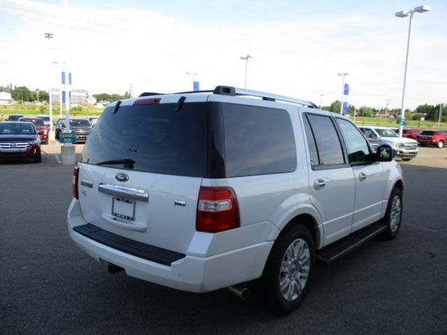 2013 Ford Expedition 4WD Limited