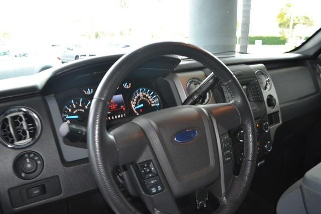 2013 Ford F-150 2WD SuperCrew 145 XLT