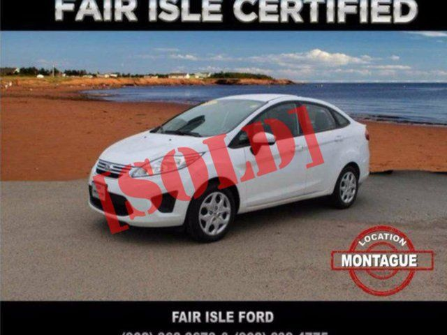 2013 Ford Fiesta SE Used, 101682 km, Charlottetown | Fair Isle ...