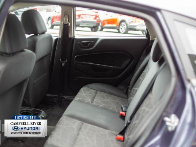 2013 Ford Fiesta SE  - 60/40 Split -  Cruise Control