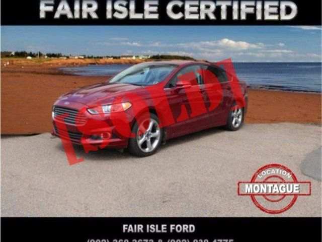 2013 Ford Fusion SE Used, 62773 km, Charlottetown   Fair Isle Ford ...