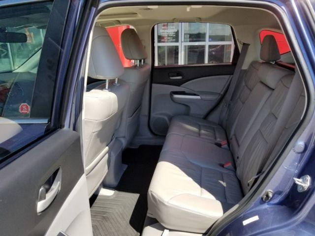 2013 Honda CR-V 4WD EX-L