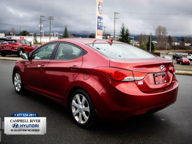 2013 Hyundai Elantra LIMITED  Ready for Its New Home!
