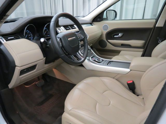 Certified Pre Owned 2013 Range Rover Evoque Details