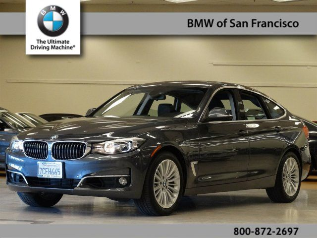 2014 BMW 3 Series Gran Turismo for Sale in San Francisco  Area