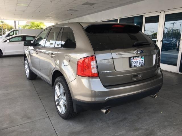 2014 Ford Edge SEL w/Navigation
