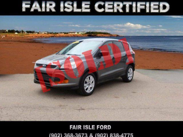2014 Ford Escape S Used, 99434 km, Charlottetown | Fair Isle Ford ...