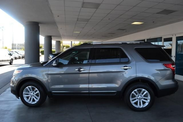 2014 Ford Explorer XLT w/Navigation