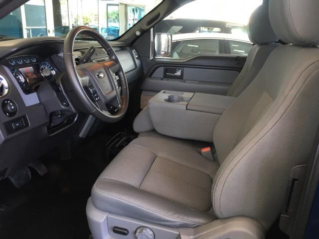 2014 Ford F-150 2WD SuperCab 145 XLT