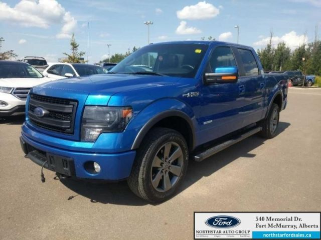 2014 Ford F-150 FX4|3.5L|Nav|Rem Start|Power Moonroof|Max Trailer Tow