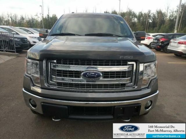 2014 Ford F-150 XLT|3.5L|XTR Pkg|Tailgate Step|Lower Two-Tone Paint