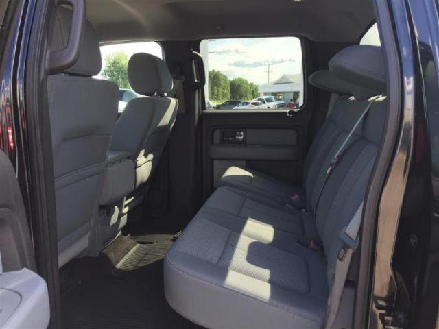 2014 Ford F-150 4X4-SUPERCREW XLT- 157 WB