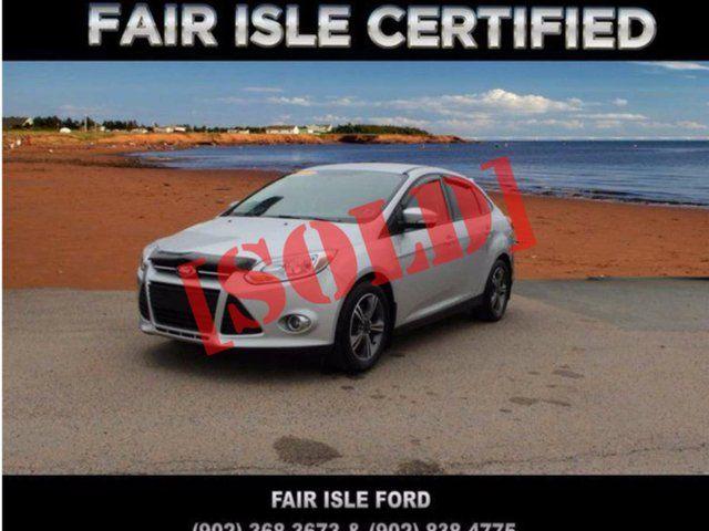 2014 Ford Focus SE Used, 56278 km, Charlottetown | Fair Isle Ford ...