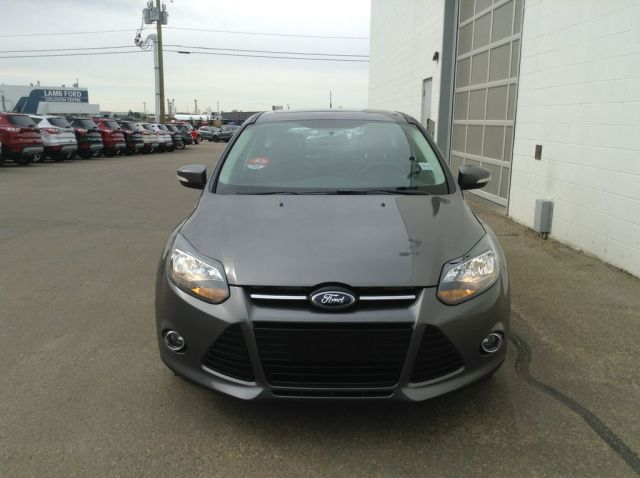 2014 Ford Focus 4 Door Car