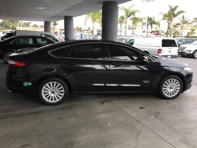 2014 Ford Fusion Energi 4dr Sdn SE Luxury
