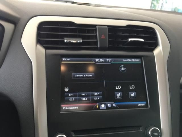 2014 Ford Fusion Energi 4dr Sdn SE Luxury