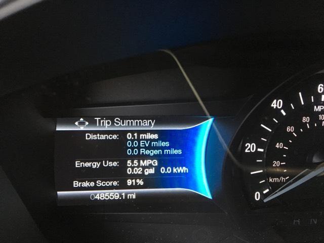 2014 Ford Fusion Energi 4dr Sdn Titanium