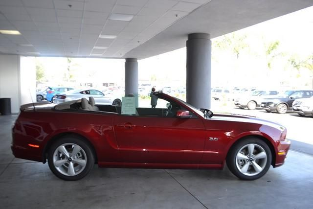 2014 Ford Mustang 2dr Conv GT