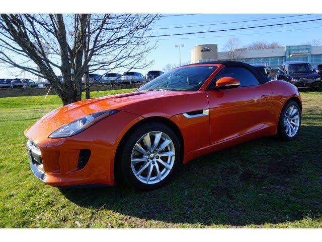 Certified 2014 Jaguar F-TYPE for sale in Sacramento, CA ...
