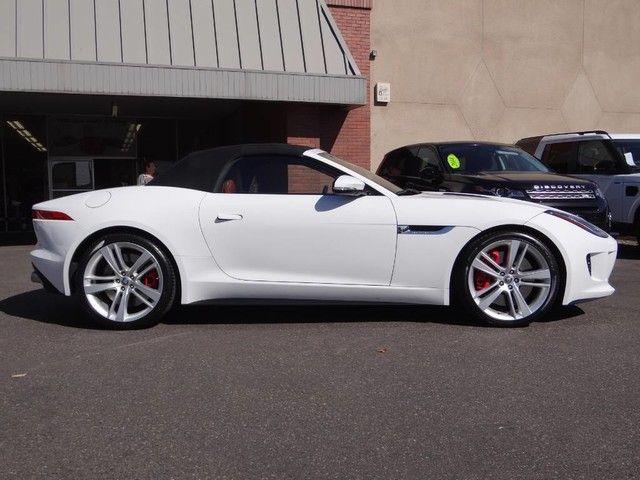Certified 2014 Jaguar F-TYPE for sale in Fresno, CA | Jaguar USA