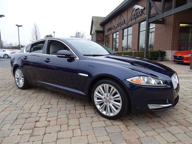 Certified 2014 Jaguar Xf For Sale In Golden Valley Mn