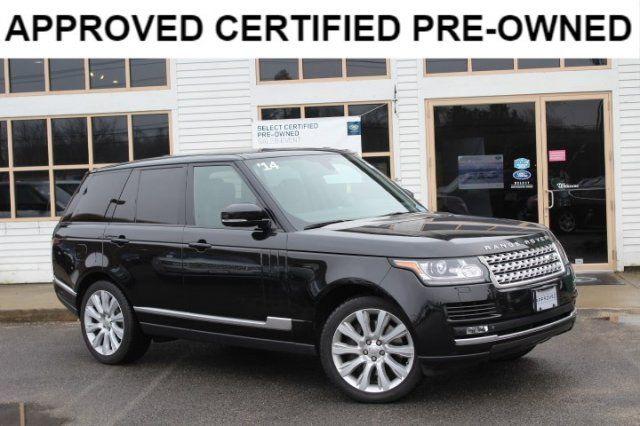 certified pre owned 2014 range rover details. Black Bedroom Furniture Sets. Home Design Ideas