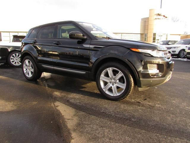 Certified Pre-Owned 2014 Range Rover Evoque Details