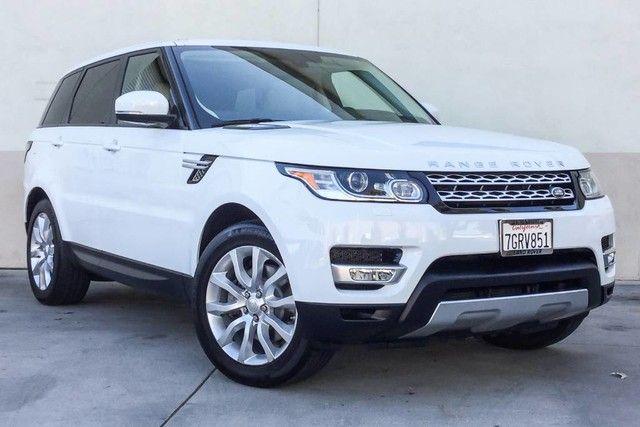 Hornburg Santa Monica >> Certified Pre-Owned 2014 Range Rover Sport Details