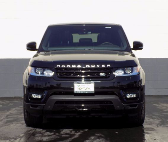 2015 Land Rover Range Rover Sport Supercharged Ventura Ca: Certified Pre-Owned 2014 Range Rover Sport Details