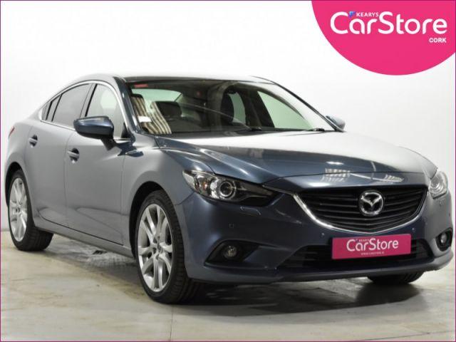 2014 Mazda 6 SPORT NAV D AUTO