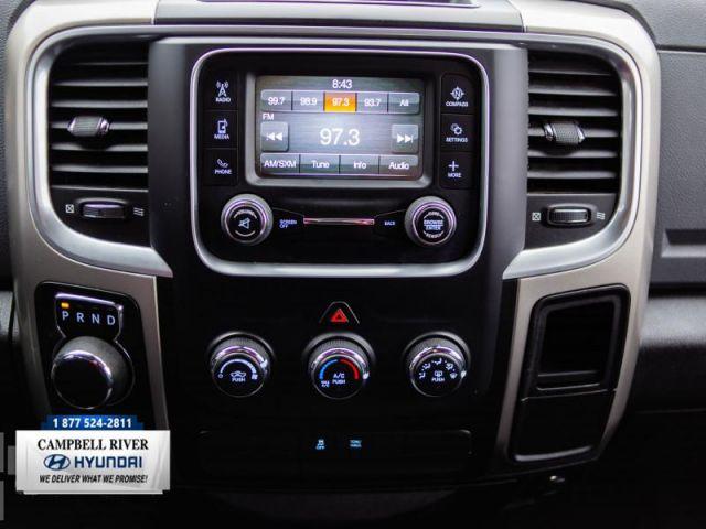 2014 Ram 1500 SLT  -  Cruise Control