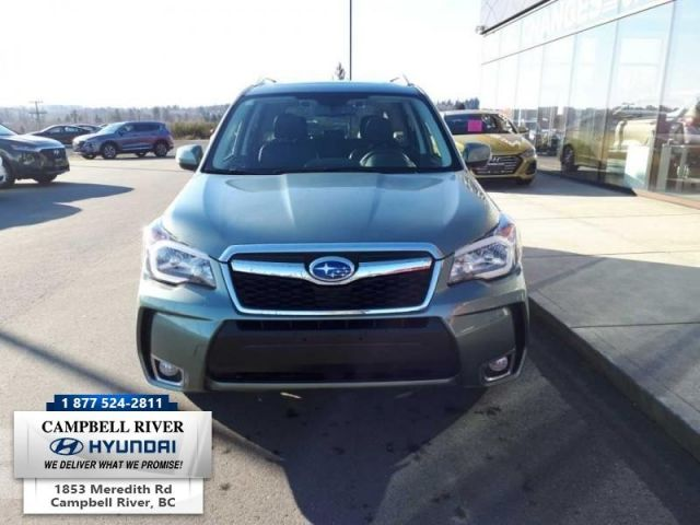 2014 Subaru Forester XT TOURING   -  Sunroof