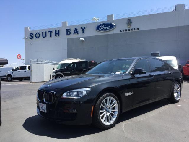 2015 BMW 7 Series 4dr Sdn 740Li RWD