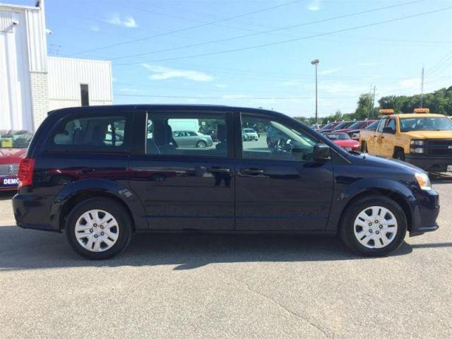2015 Dodge Grand Caravan SE/SXT