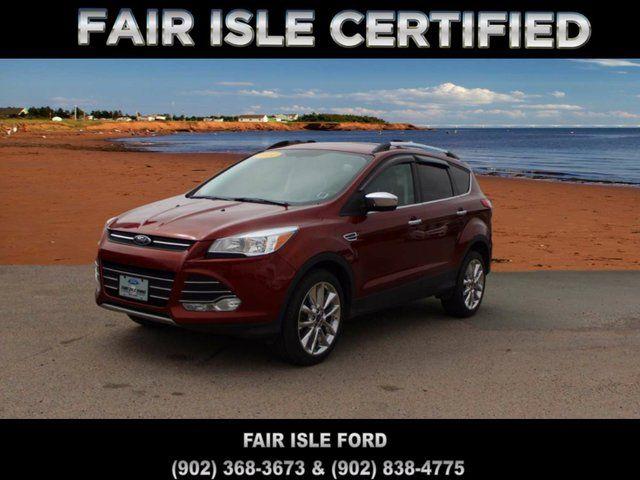 2015 Ford Escape SE Used, 69473 km, Charlottetown | Fair Isle Ford ...