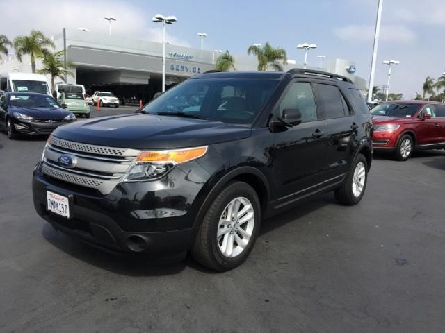 2015 Ford Explorer FWD 4dr
