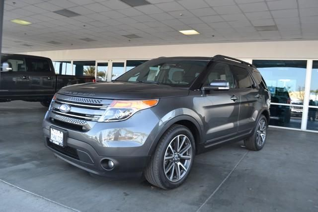 2015 Ford Explorer XLT w/Navigation