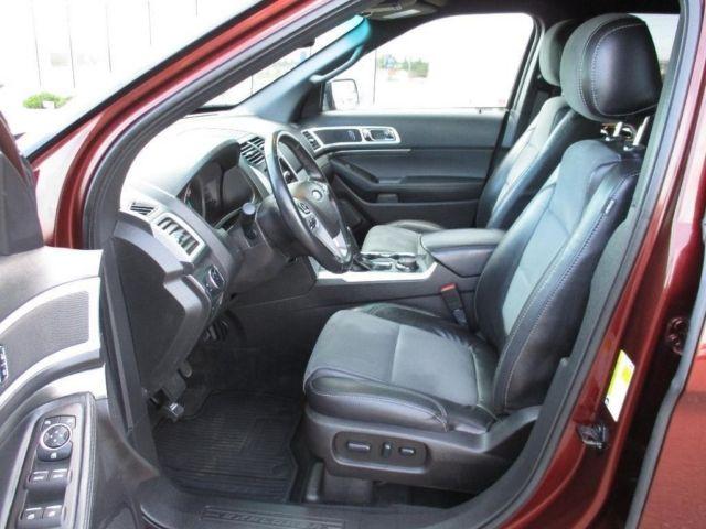 2015 Ford Explorer 4WD XLT