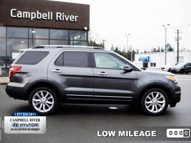 2015 Ford Explorer LIMITED  Perfect Family Hauler!