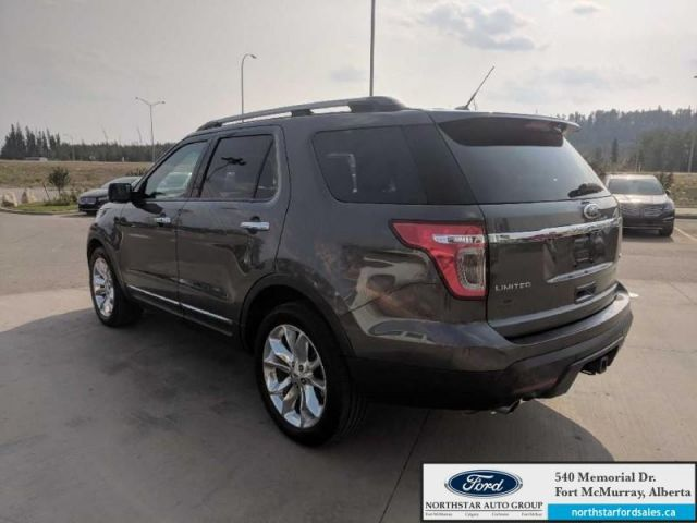 2015 Ford Explorer Limited|3.5L|Rem Start|Nav|Dual Panel Moonroof|Tech Pkg|Trailer