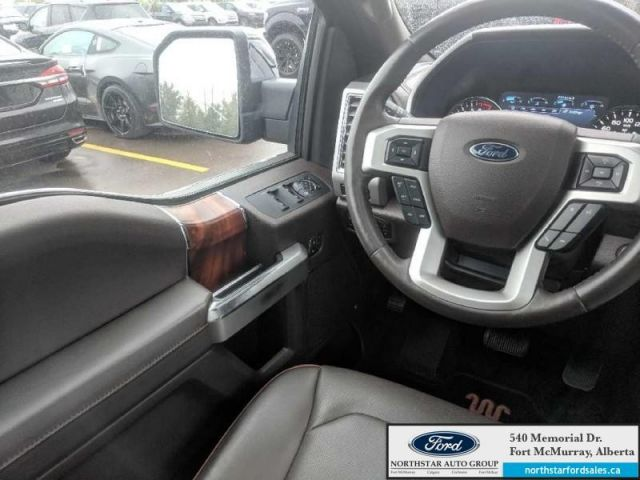2015 Ford F-150 King Ranch|3.5L|Twin Panel Moonroof|FX4 Off Road Pkg|Tech Pkg