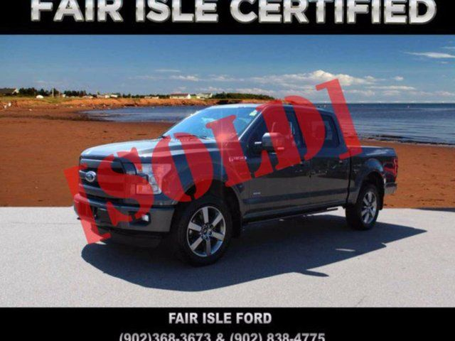 2015 Ford F-150 Lariat Used, 61000 km, Charlottetown | Fair Isle ...