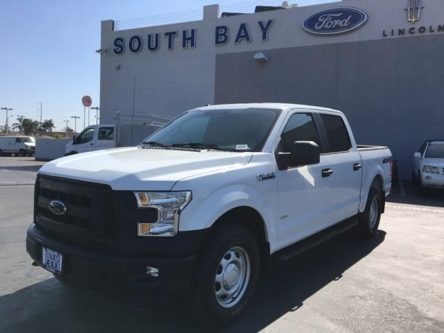 2015 Ford F-150 4WD SuperCrew 145 XL