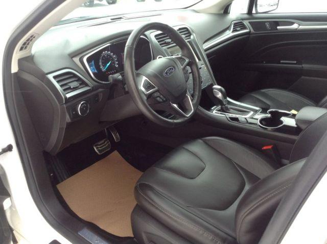 2015 Ford Fusion 4 Door Car