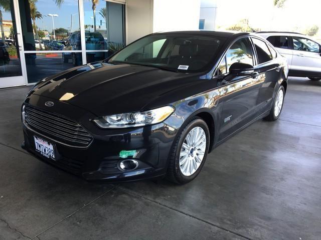 2015 Ford Fusion Energi 4dr Sdn SE Luxury