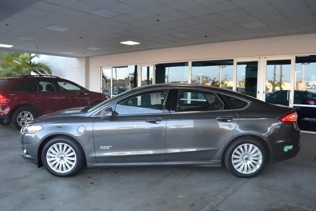 2015 Ford Fusion Energi 4dr Sdn SE Luxury