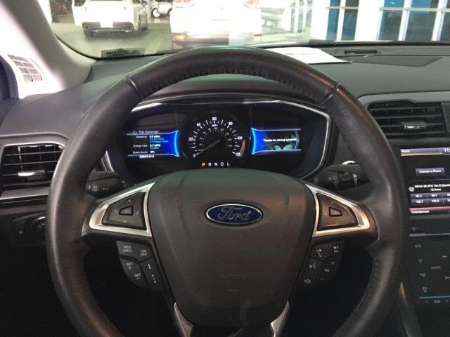 2015 Ford Fusion Energi 4dr Sdn Titanium