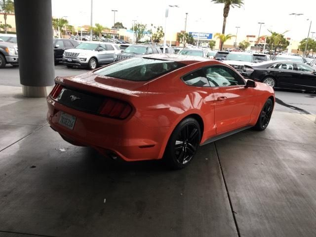 2015 Ford Mustang 2dr Fastback EcoBoost
