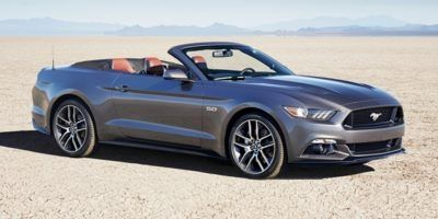 2015 Ford Mustang Convertible GT Premium 5.0L Automatic Navigation