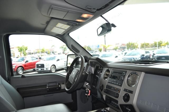 2015 Ford Super Duty F-250 SRW 4WD Crew Cab 156 XLT